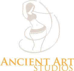 ANCIENT ART STUDIOS Logo